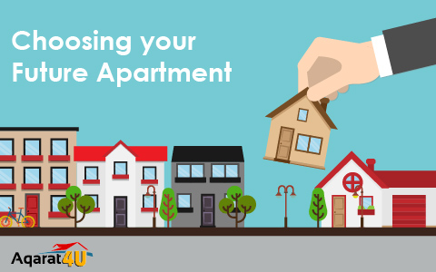 Choosing your Future Apartment