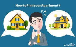 How to Find your Apartment?