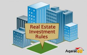 Know more about Real Estate Investment Rules
