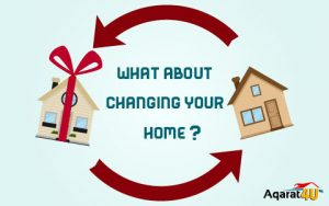 What about Changing your Home?
