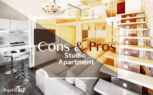 Pros and Cons of Studio Apartment