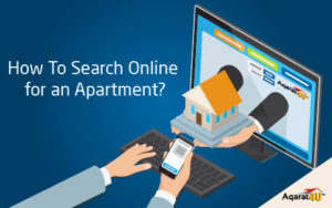 How to Search for an Apartment Online?