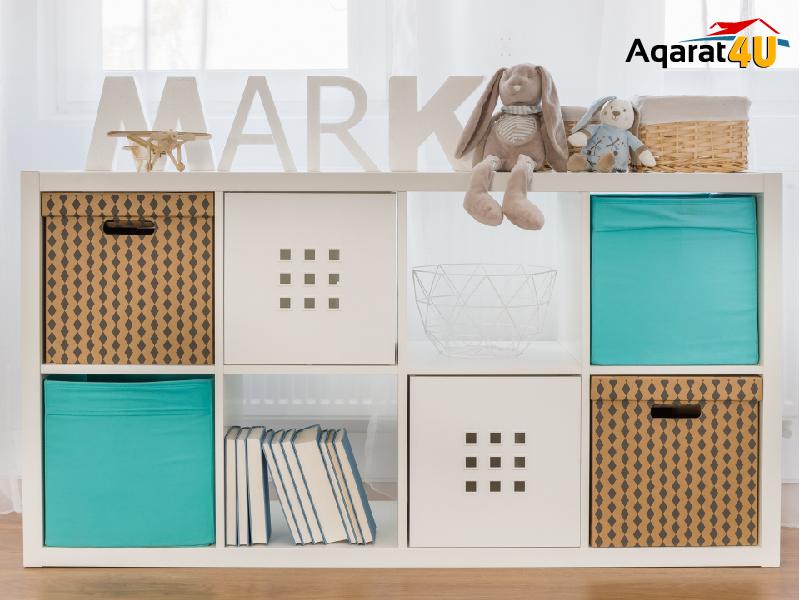 boxes-aqarat4u-01-إستخدم علب أو كراتين بألوان مُختلفة