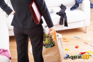 تنظيم البيت بطرق بسيطة وعملية