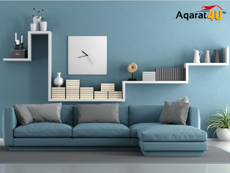 shelves-aqarat4u-01-إستخدام الأرفُف