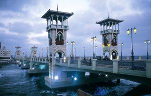 Alexandria means Mahatet El-Raml