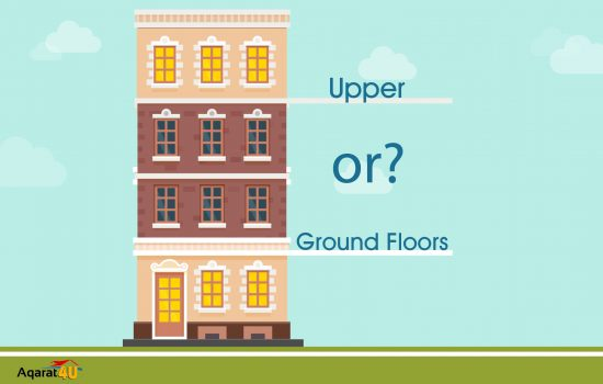 Living in Ground Floors or Upper Floors?