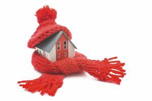 تدفئة المنزل في الشتاء