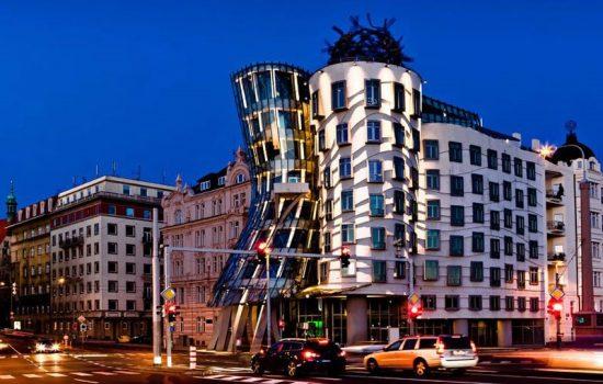 البيت الراقص في براغ