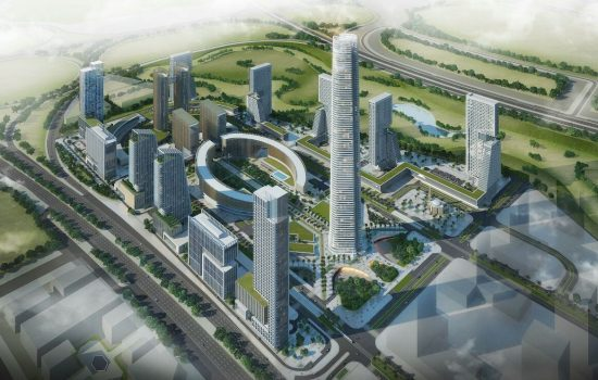مرافق العاصمة الإدارية الجديدة